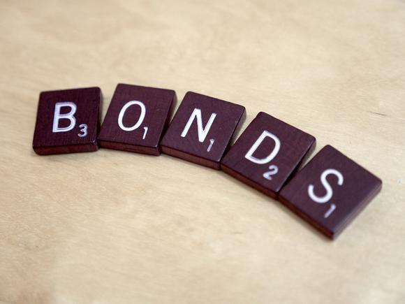 bonds-spelt-out